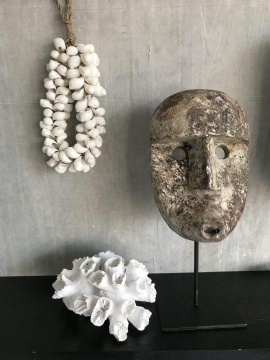 schelpenbundel ovaal by bazz
