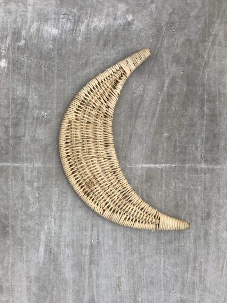 rotan wandhanger maan