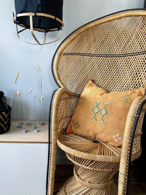 kussen uit marokko handgemaakt