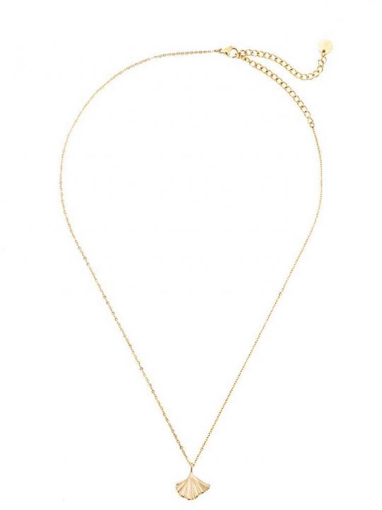 gouden ketting met hangertje
