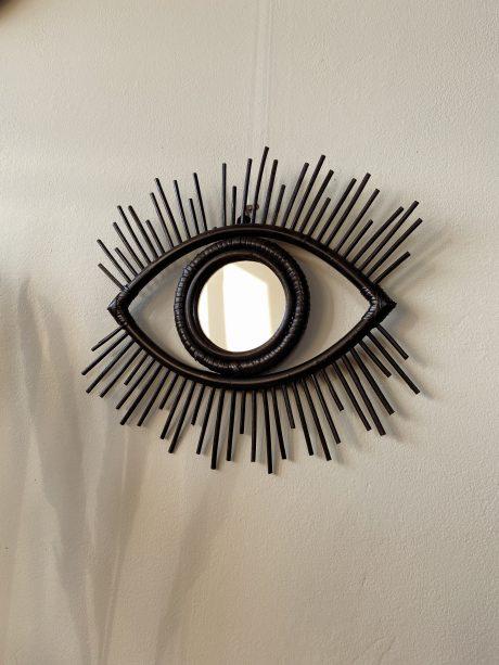zwarte spiegel eye