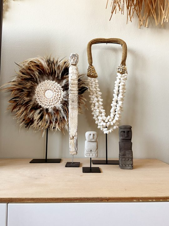 decoratie schelpenketting