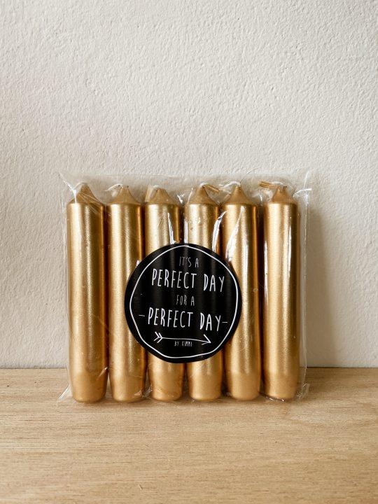 gouden kaarsen