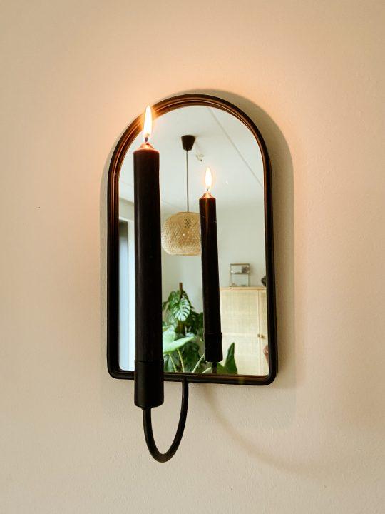 Wandkandelaar housevitamin spiegel