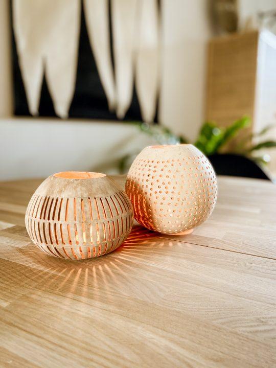 kokosnoot lichtjes